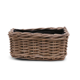 Basket rattan Cottage 30x16 H14cm