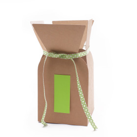 Bouquetbox greenpack 5/5x10 in green