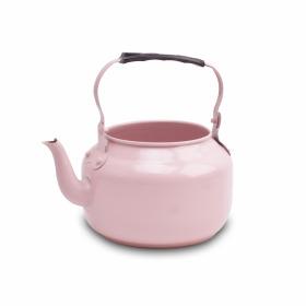 Zinc Teapot Coral blush matt
