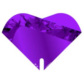 Sleeve Doublé Blossom 35x35cm lilac