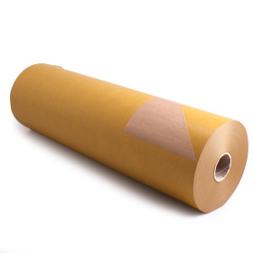 Kilo Brown Kraft 60cm/50g. on roll dark yellow p/kg
