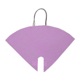 Flowerbag Nonwoven Lavender 16x16 in