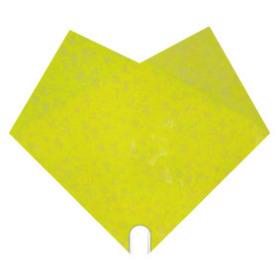 Sleeve Doublé Romance 35x35cm yellow