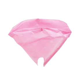 Hoes Nonwoven Moon Glossy 25x30x4cm hotpink