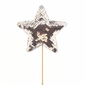 Star Cheerzz 10cm on 10cm stick rosé