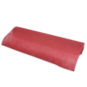 Roll Short fiber 60cm x 25m burgundy