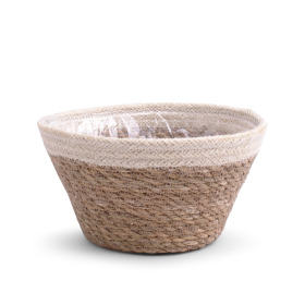 Bowl Urban Ø22 H11.5cm off white