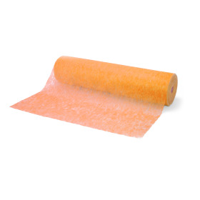 Roll Short fibre 60cmx25m orange