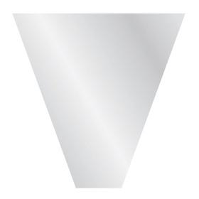 Sleeve Transp.+LG/BC 95x32x16cm BOPP50/CPP50