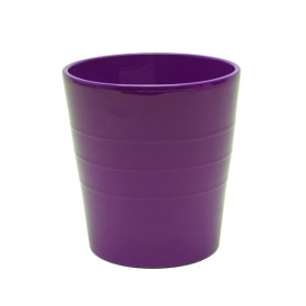 Ceramic Pot Linn 5 in blue lilac