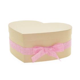 Hat box AiLove 20x25x10cm pink