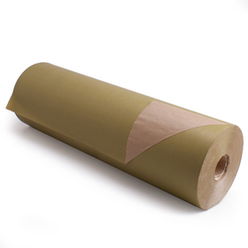 Roll Brown Kraftpaper 60cm/50g. FSC Mix 70% olive green
