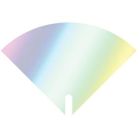 Sleeve Moon Rainbow 37x37cm