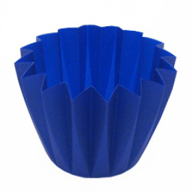 Potcover Adonis 11cm midnight blue