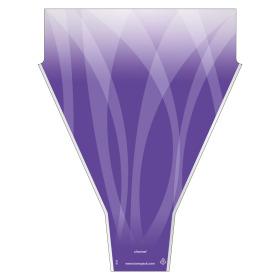 Sleeve Channel 54x35x10cm lilac