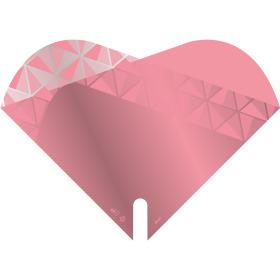 Sleeve Doublé Jewel 35x35cm pink