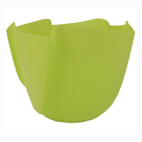 Twister Pot 5in light green - Colombia only