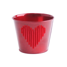 Zinc Pot Foxy Flirt 5 in red
