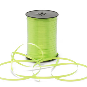 Curling ribbon 10mm x 250m lemongreen