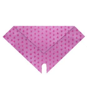 Sleeve Send Love 35x35cm pink