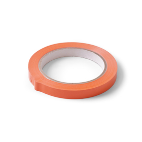Tape 12mm pvc orange