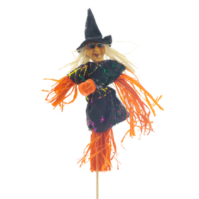 Witch on 50cm pick