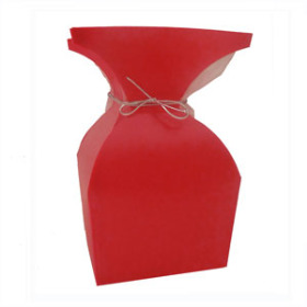 aquatico Pp Vase red