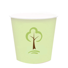 Papercup Pack & Give® ES12 green