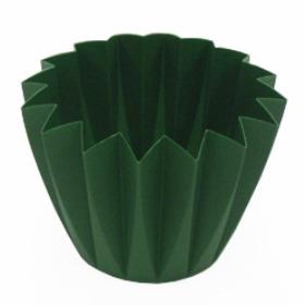 Potcover Adonis 14cm moss-green