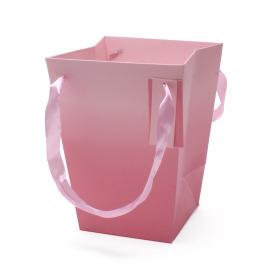Carrybag Basic 15/15/x11/11x20cm pink