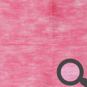 Nonwoven 20x28in light pink + x