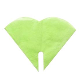 Hoes Doublé Harmony 30x30cm groen