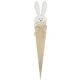 Bunny Dolly 25.5cm FSC Mix white