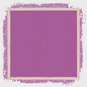 Sheet Vintage Rag 75x75cm lilac