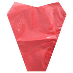 Sleeve Doublé Uni 54x44x12cm red