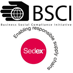 BSCI and Sedex