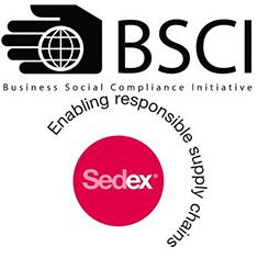 BSCI and Sedex