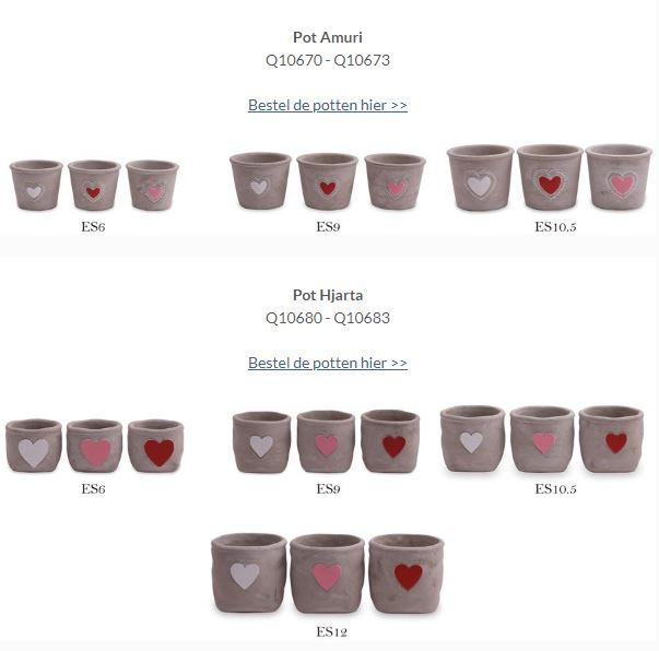 Valentijns keramiek en meer