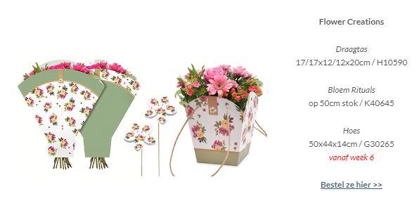 Nieuwe tassen en bijstekers voor het voorjaar