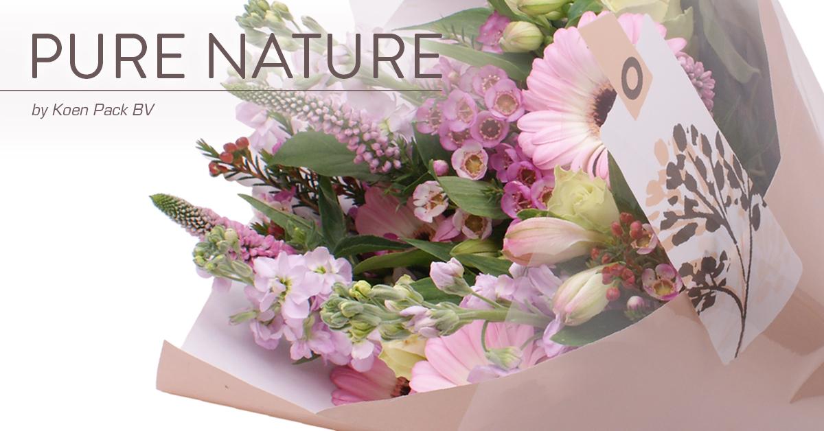 Nieuwe serie PuUre Nature nu beschikbaar