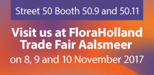 Flora Holland Trade Fair 2017