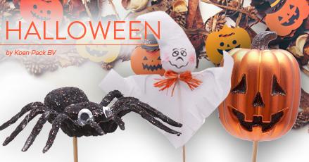 Voorbereidingen voor Halloween en meer