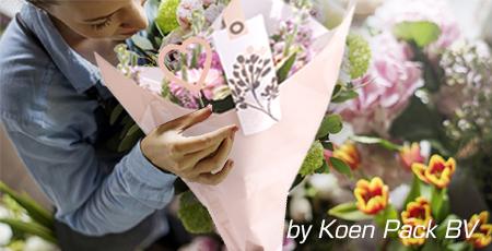 Extra bloemen aandacht