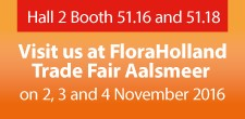 FloraHolland Trade Fair 2016