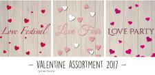 Valentijn Assortiment 2017