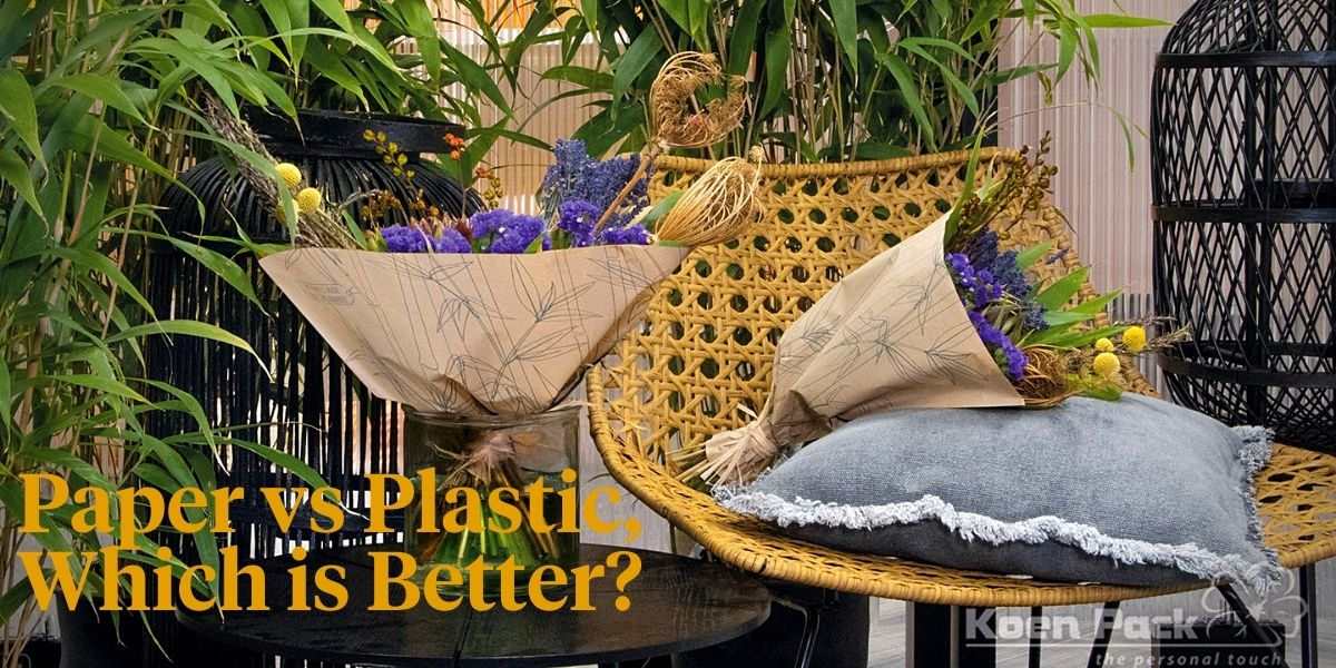 Thursd papier vs plastic