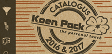 Catalogue Koen Pack 2016/2017