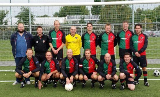 FC Aalsmeer Heren Zondag 5