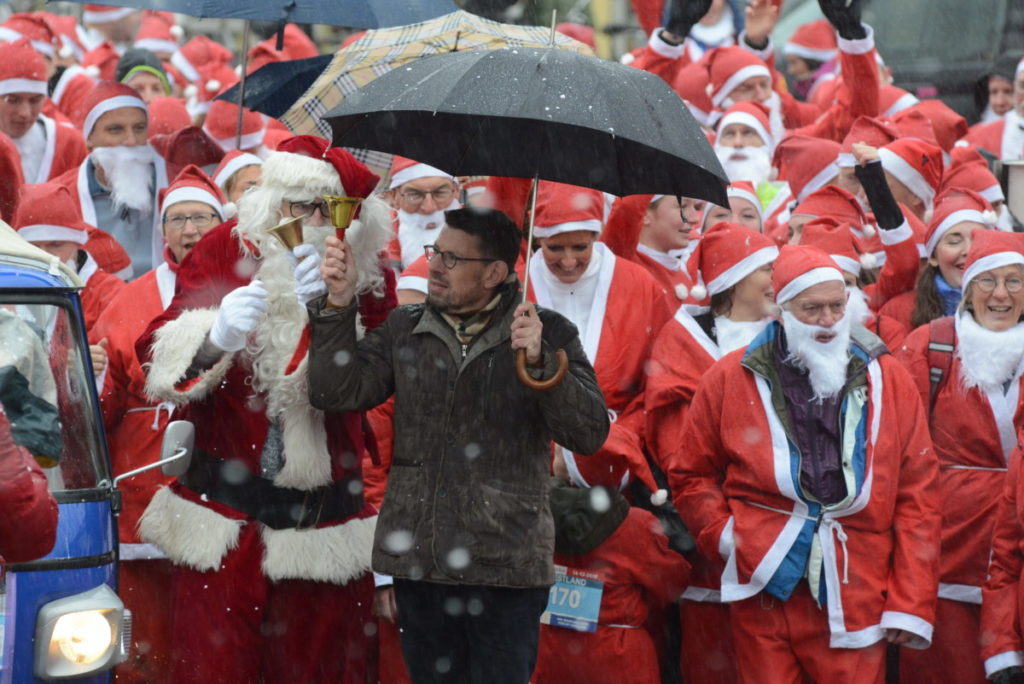 Rotary Santa Run Naaldwijk