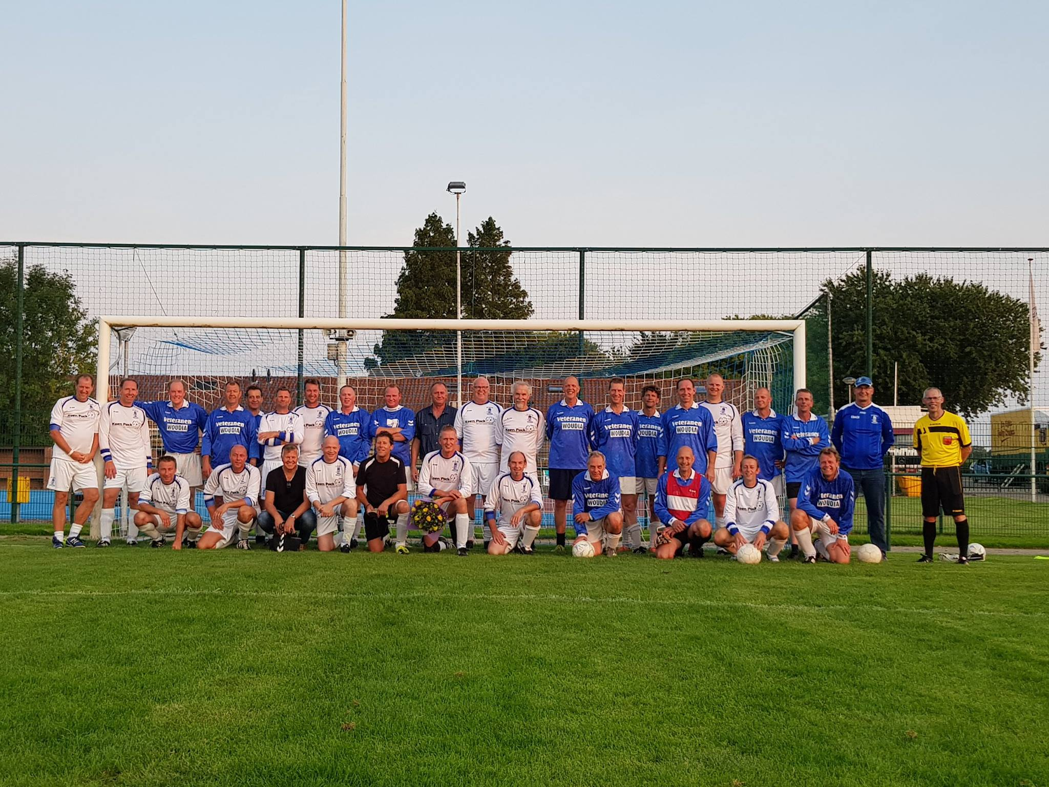 Soccer club Woudia